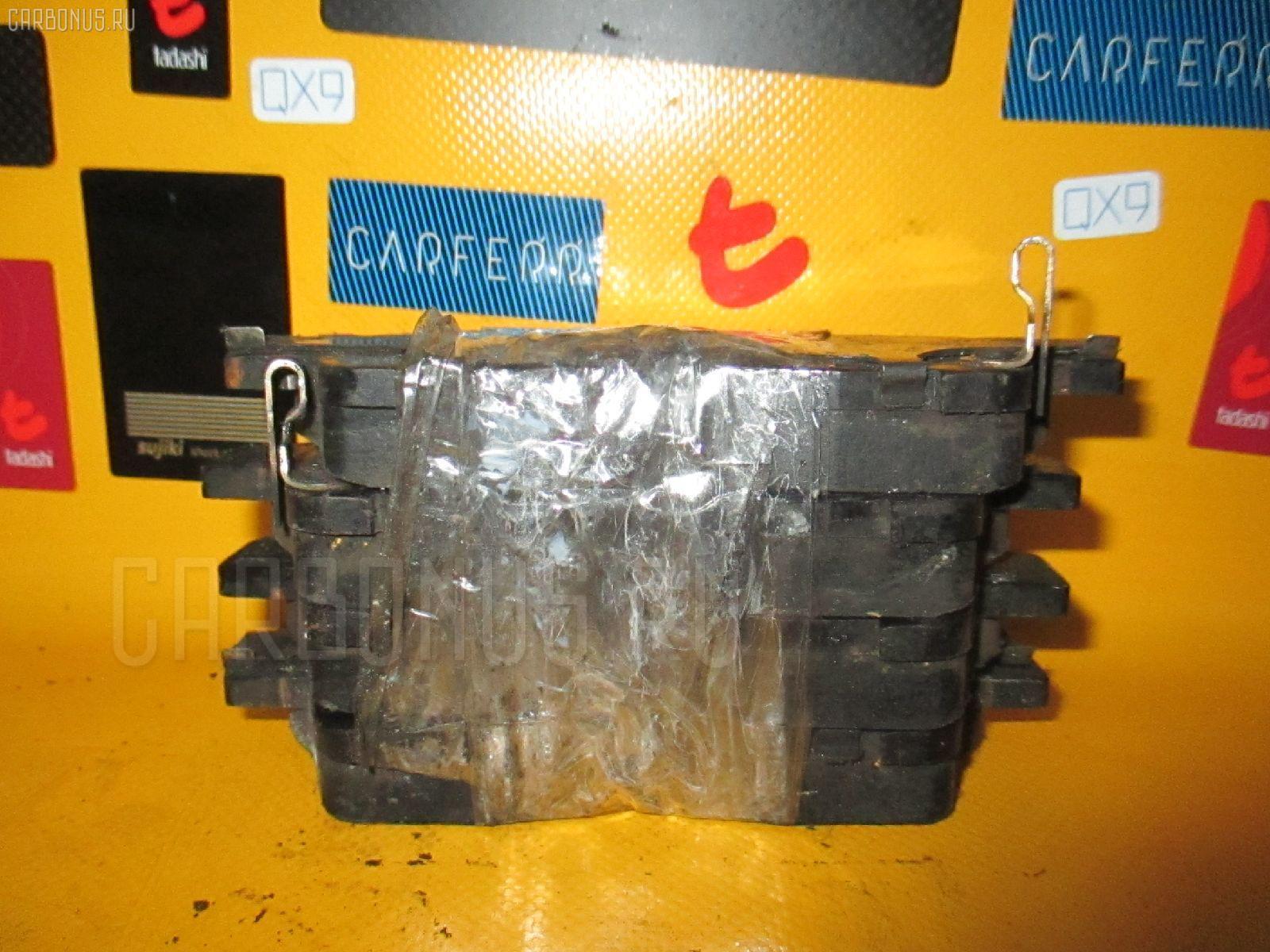 Тормозные колодки TOYOTA CARINA AT212 5A-FE. Фото 9