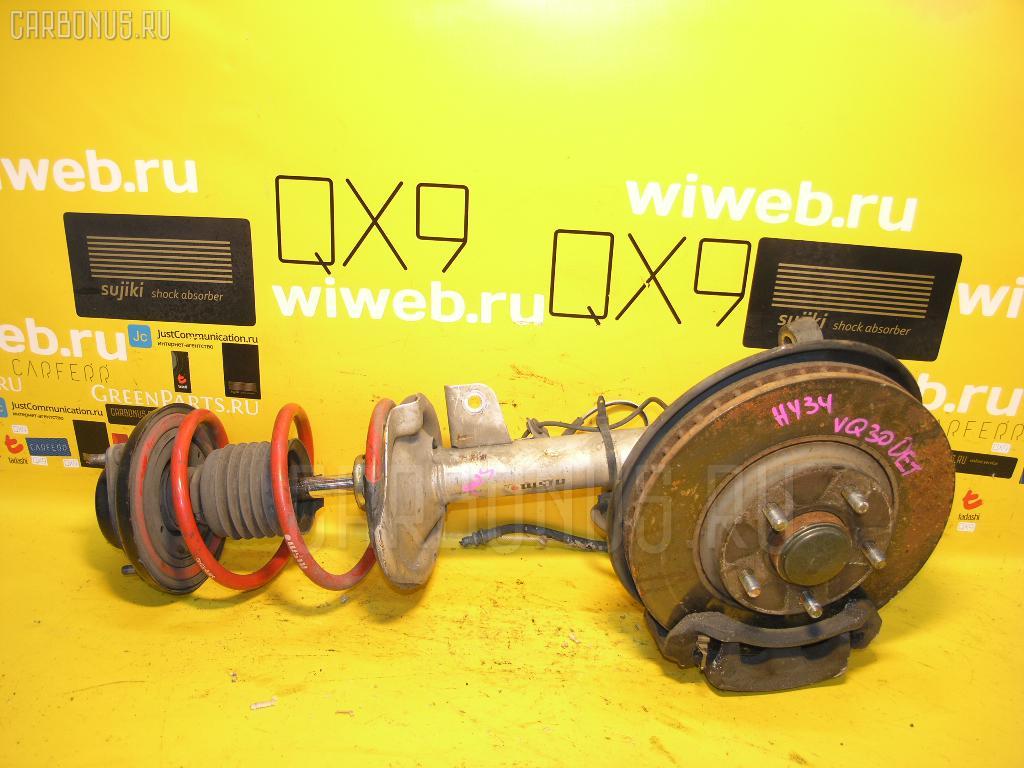 Стойка NISSAN CEDRIC HY34 VQ30DET. Фото 11