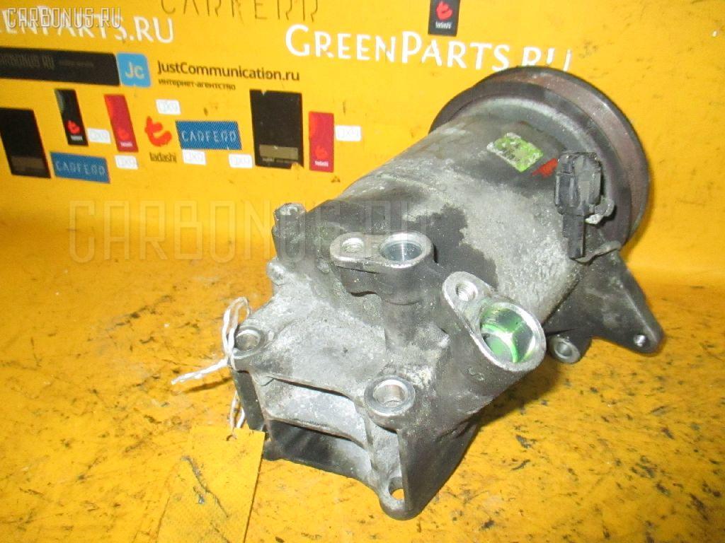 Компрессор кондиционера NISSAN TEANA J31 VQ23DE. Фото 9