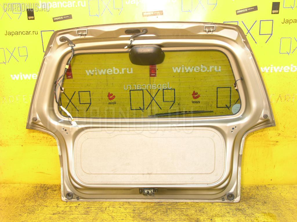 Дверь задняя MAZDA FORD FESTIVA MINI WAGON DW3WF. Фото 11