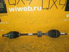 Привод TOYOTA PASSO KGC30 1KR-FE 43420-B1050  43420-B1051 Переднее Левое