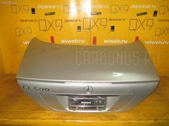 Крышка багажника MERCEDES-BENZ CL-CLASS C215.375 WDB2153752A004820 A2157500175  A2157500081  A2207500584
