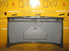 Крышка багажника BMW 7-SERIES E32-GC81 Фото 1