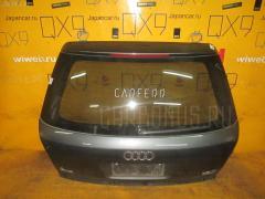 Дверь задняя Audi A4 avant 8EAMBF Фото 2