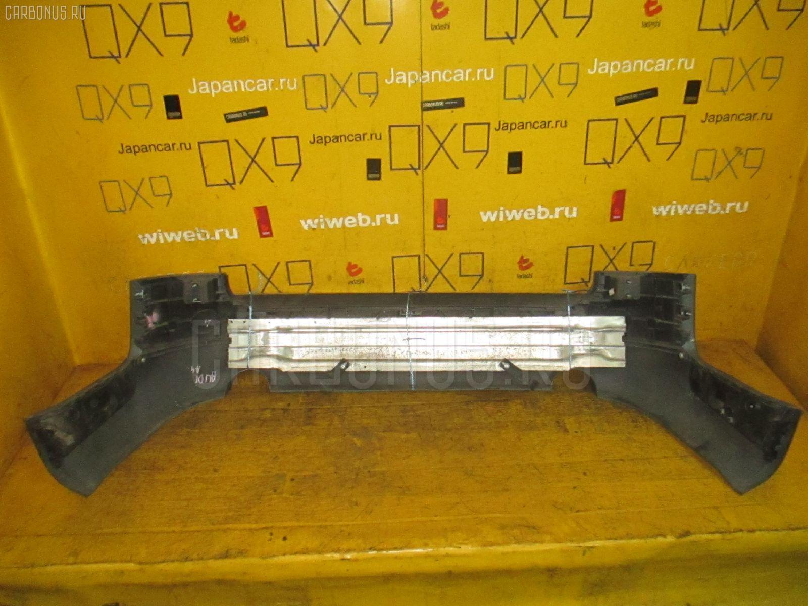 Бампер AUDI A4 AVANT 8EAMBF Фото 3