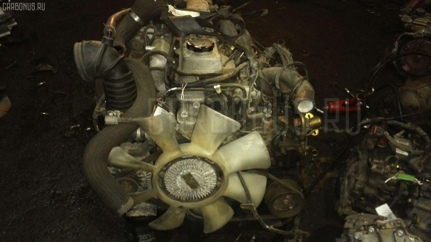 Двигатель MITSUBISHI DELICA SPACE GEAR PD8W 4M40T. Фото 11