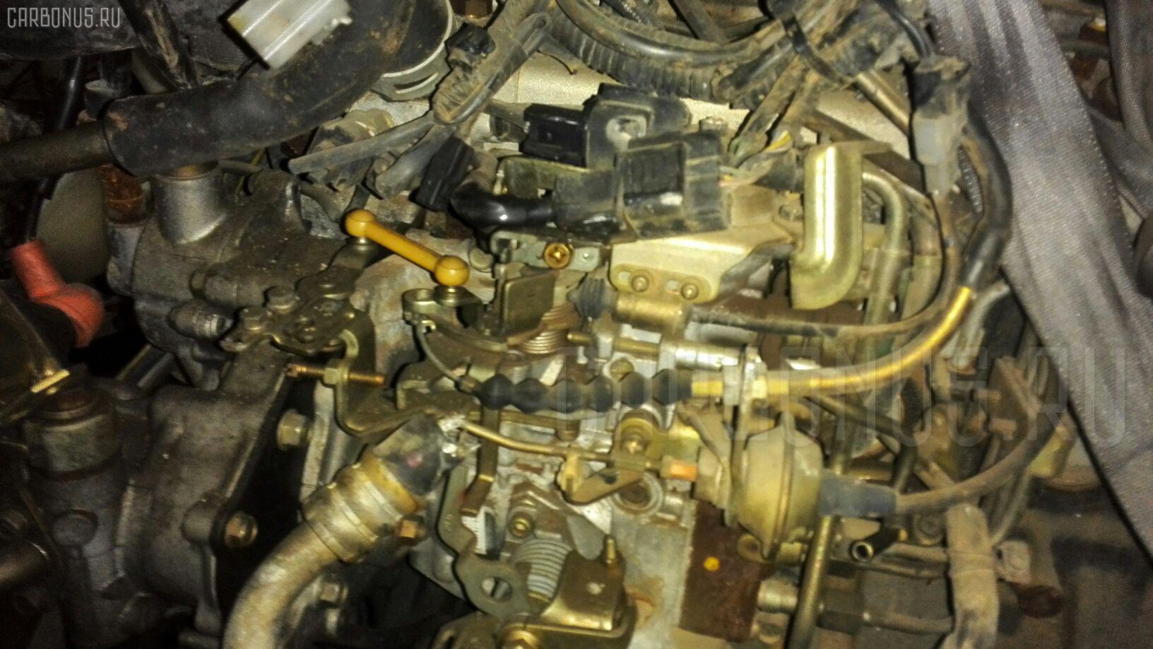 Двигатель MITSUBISHI DELICA SPACE GEAR PD8W 4M40T. Фото 7