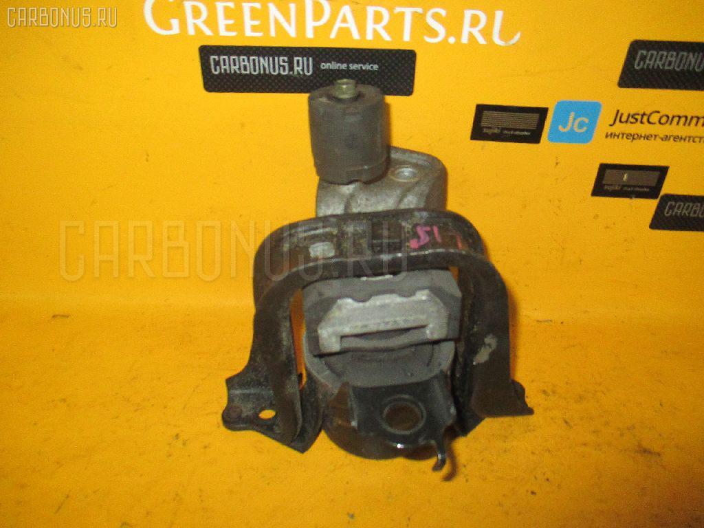 Подушка двигателя TOYOTA SIENTA NCP81G 1NZ-FE. Фото 8