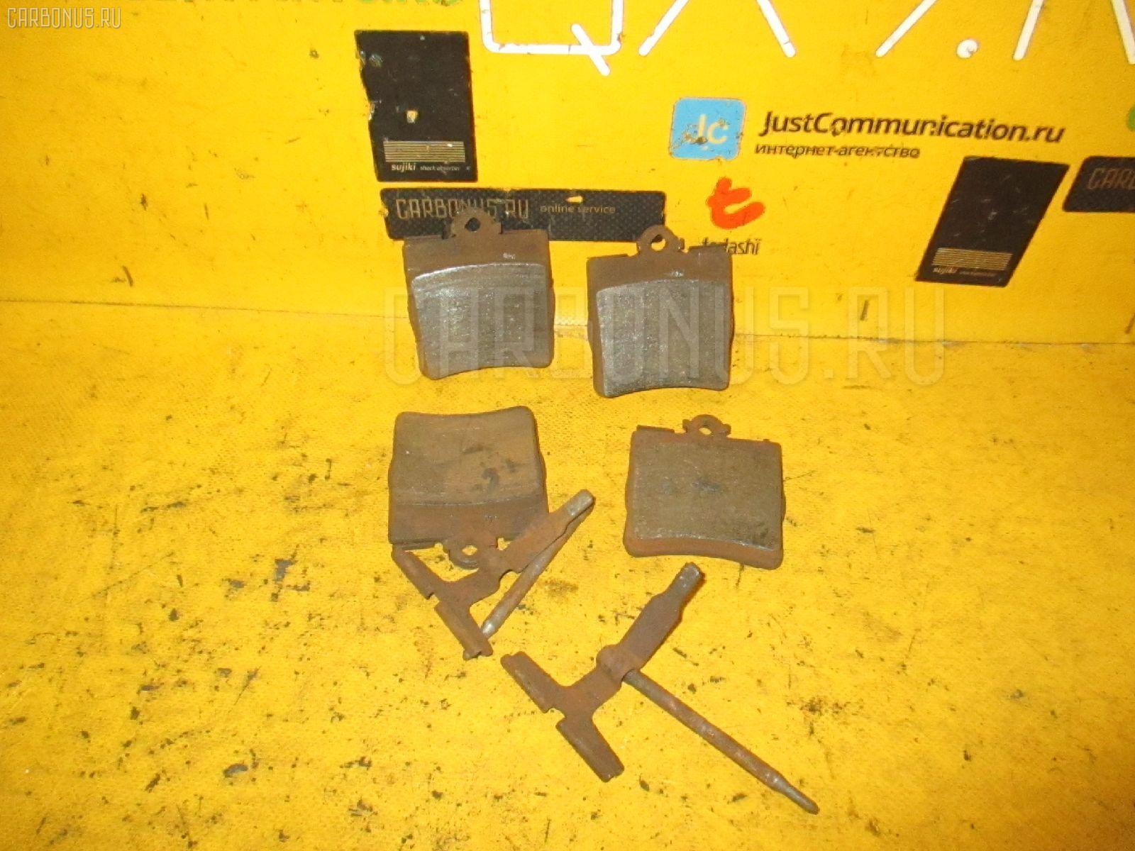Тормозные колодки MERCEDES-BENZ C-CLASS W202.026 112.910. Фото 2