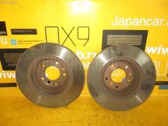 Тормозной диск BMW 7-SERIES E38-GF62 M60-408S1 Фото 2