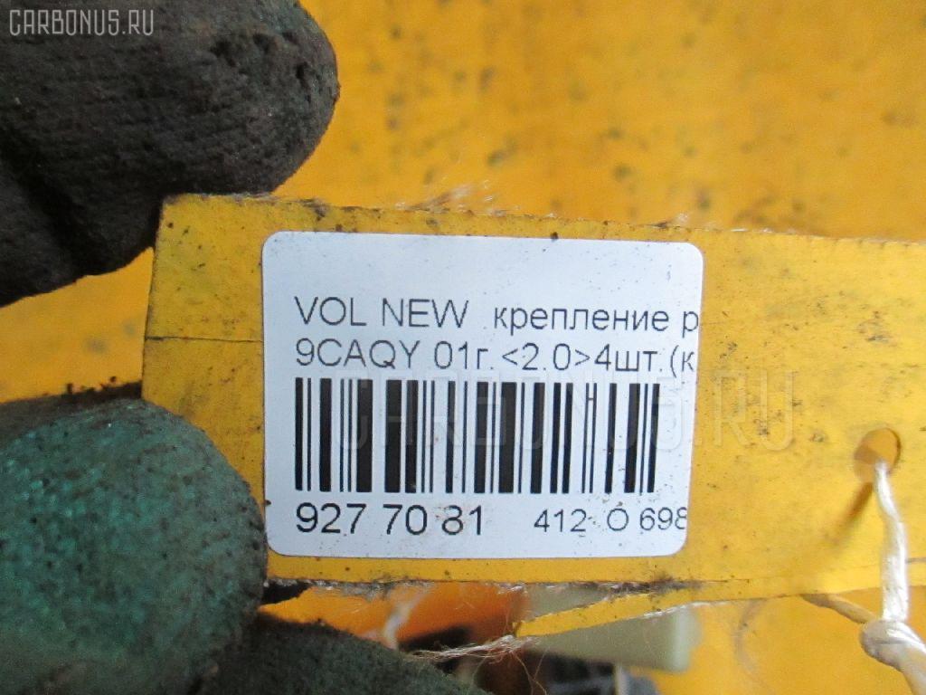 Крепление радиатора VOLKSWAGEN NEW BEETLE 9CAQY Фото 2