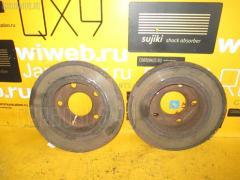 Тормозной диск VOLKSWAGEN PASSAT 3BAMXF AMX Фото 2