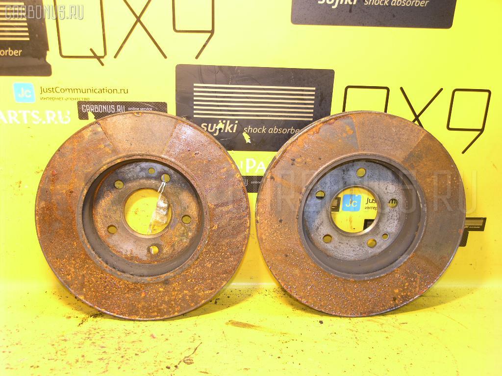 Тормозной диск MERCEDES-BENZ C-CLASS W202.028 104.941. Фото 11