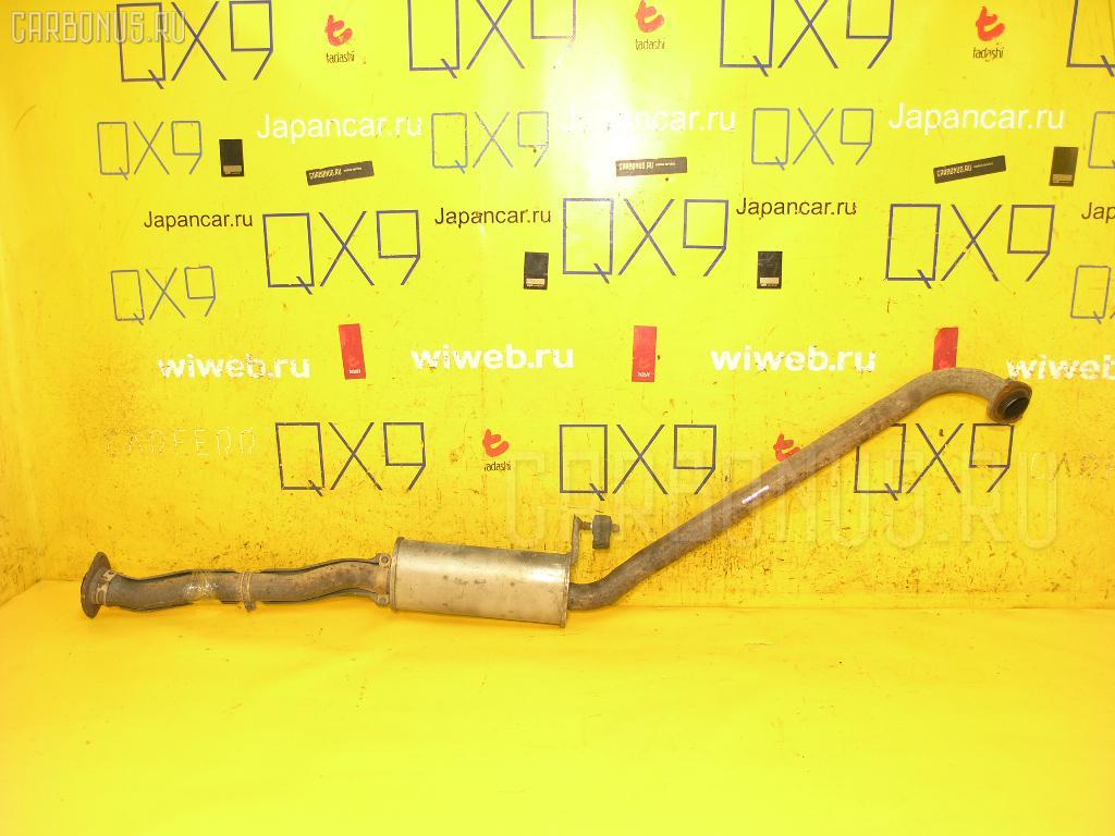 Глушитель TOYOTA CORONA EXIV ST202 3S-FE. Фото 7