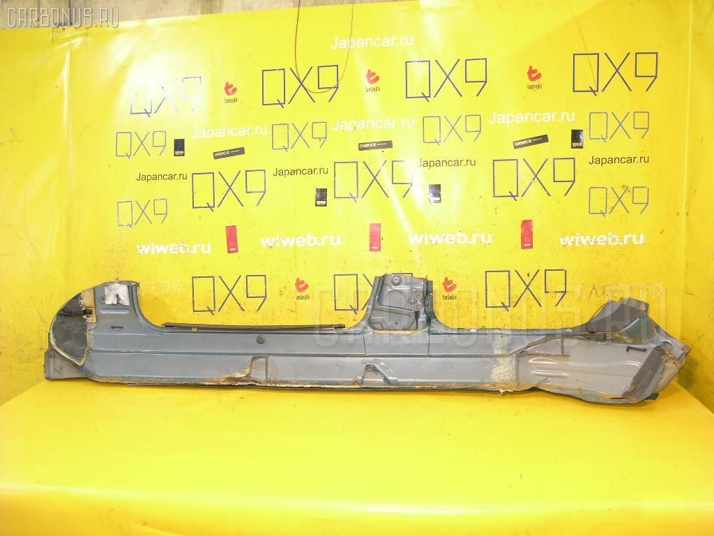 Порог кузова пластиковый ( обвес ) MERCEDES-BENZ E-CLASS W210.061 Фото 1