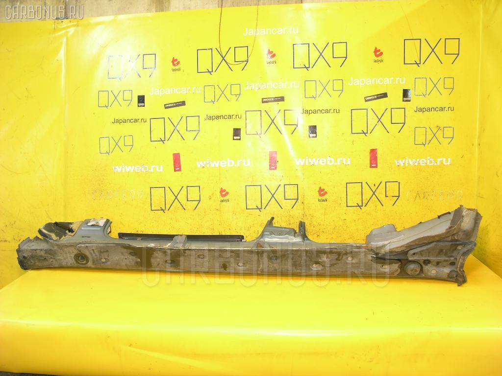 Порог кузова пластиковый ( обвес ) MERCEDES-BENZ E-CLASS W210.061 Фото 2