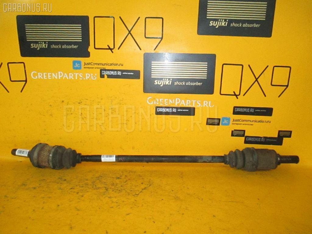 Привод HONDA ODYSSEY RA4 F23A. Фото 8