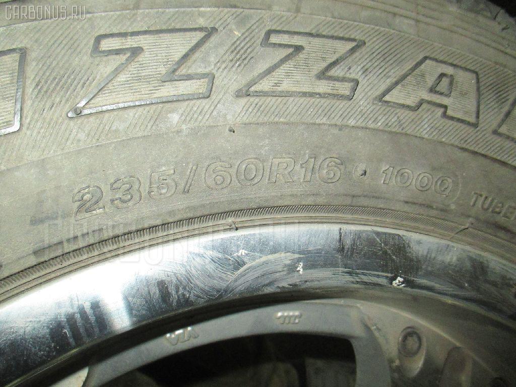 Автошина легковая зимняя BLIZZAK DM-Z3 235/60R16. Фото 5