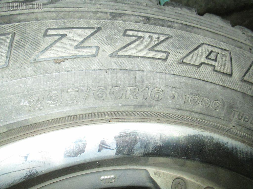 Автошина легковая зимняя BLIZZAK DM-Z3 235/60R16. Фото 7