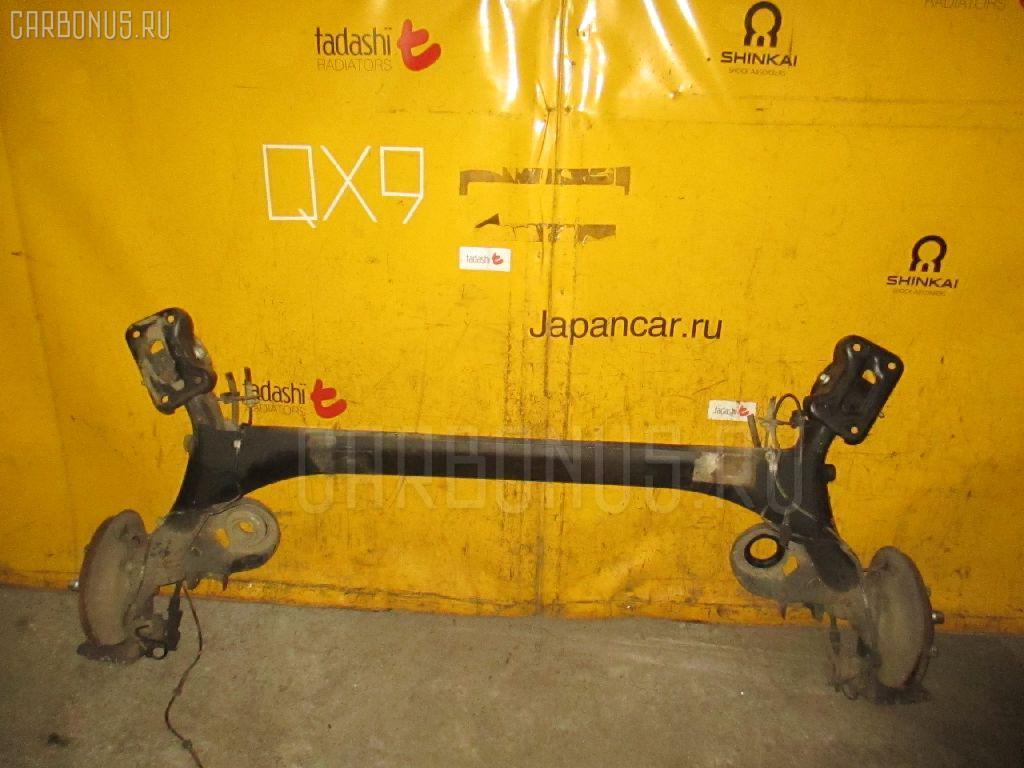 Балка подвески PEUGEOT 307 SW 3HRFN RFN-EW10J4 Фото 3