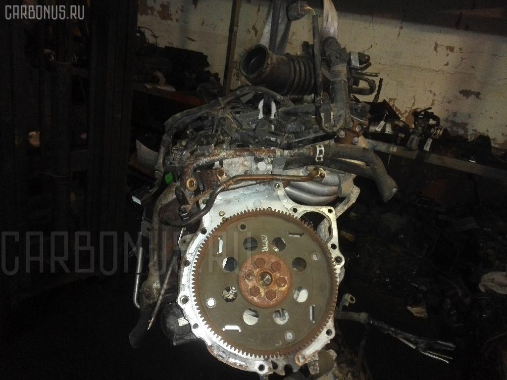 Двигатель MAZDA FAMILIA S-WAGON BJ5W ZL Фото 3
