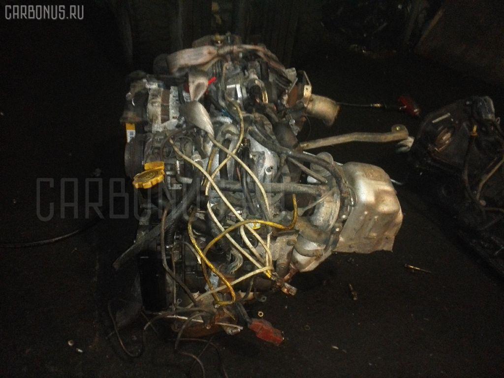 Двигатель SUBARU LEGACY B4 BE5 EJ206DXCBE Фото 2