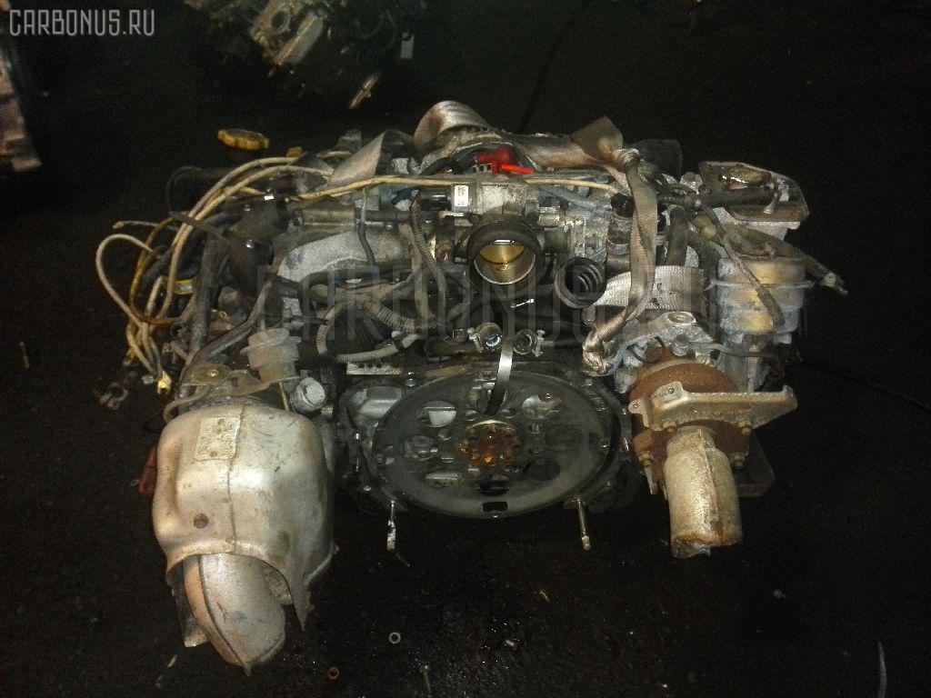 Двигатель SUBARU LEGACY B4 BE5 EJ206DXCBE Фото 3