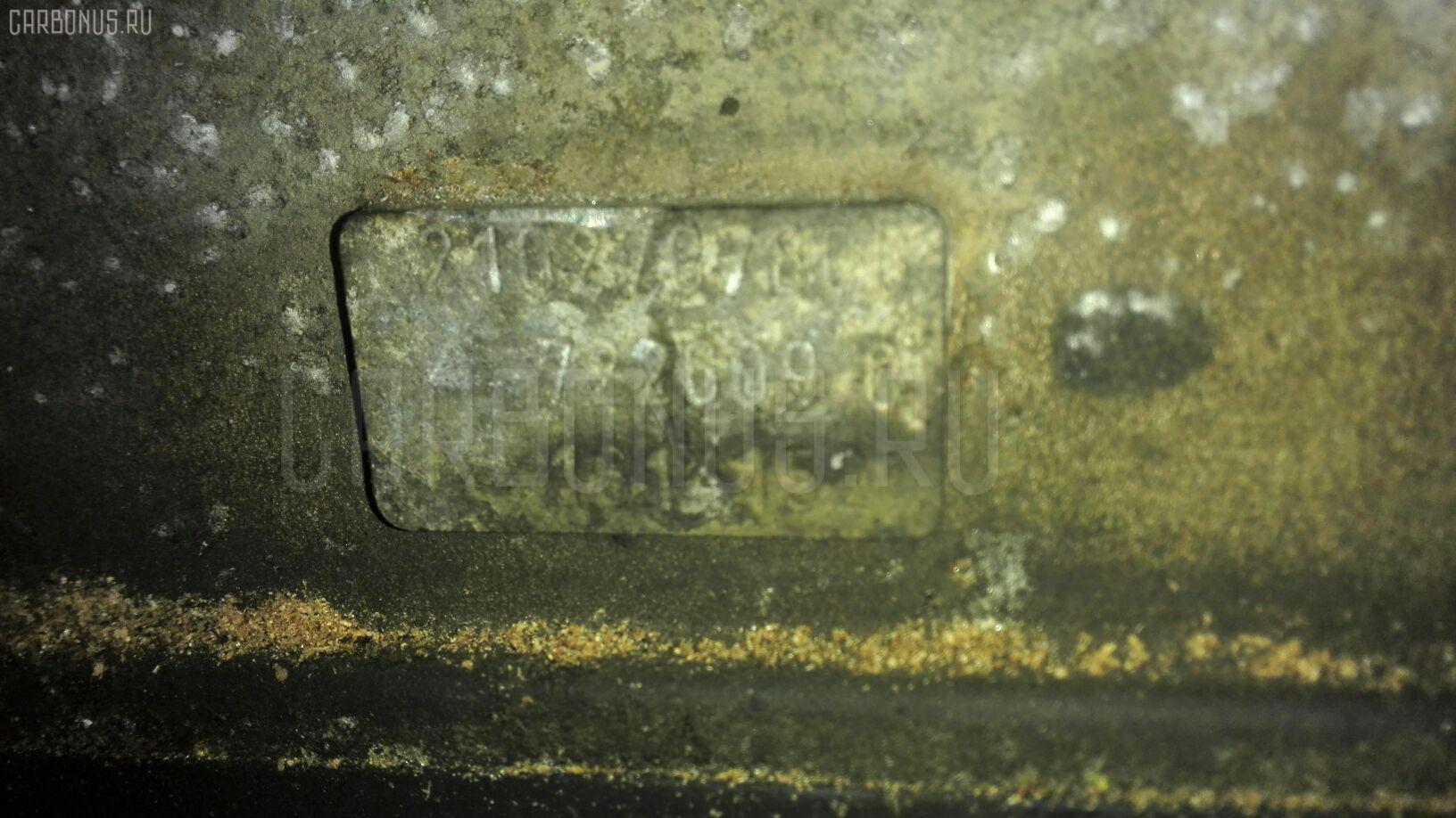 КПП автоматическая MERCEDES-BENZ E-CLASS W210.061 112.911. Фото 10