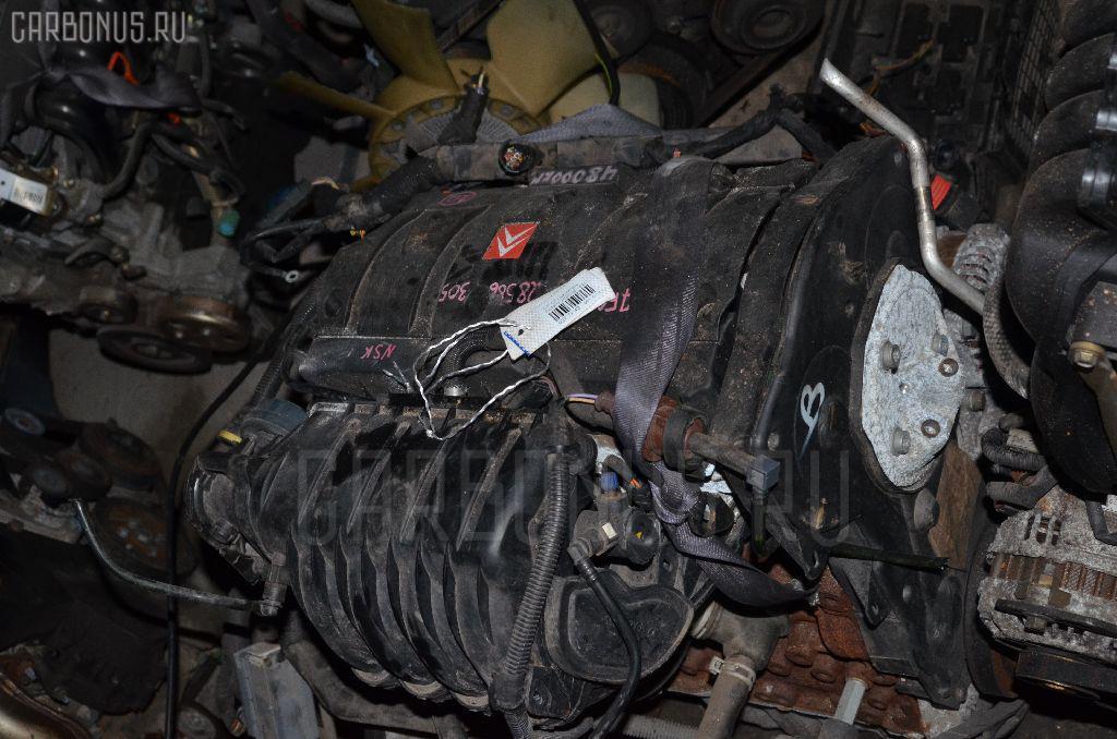 Двигатель Peugeot 1007 KMNFU NFU-TU5JP4 Фото 1