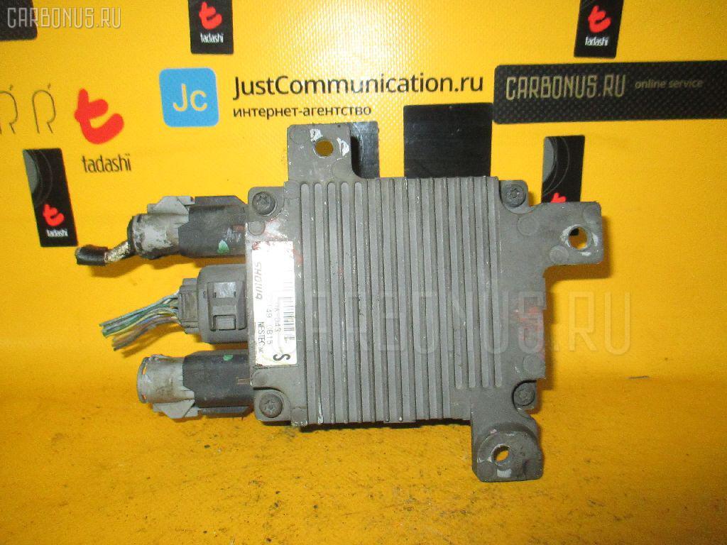 Блок управления электроусилителем руля HONDA TORNEO CF5 F20B. Фото 3