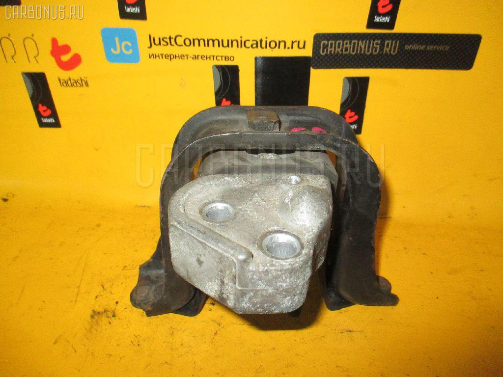 Подушка двигателя TOYOTA VITZ NCP15 2NZ-FE. Фото 3