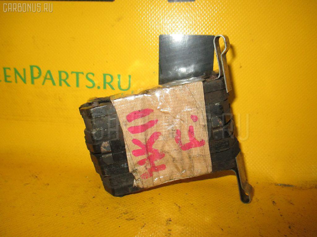 Тормозные колодки NISSAN MARCH HK11 CG13DE. Фото 4