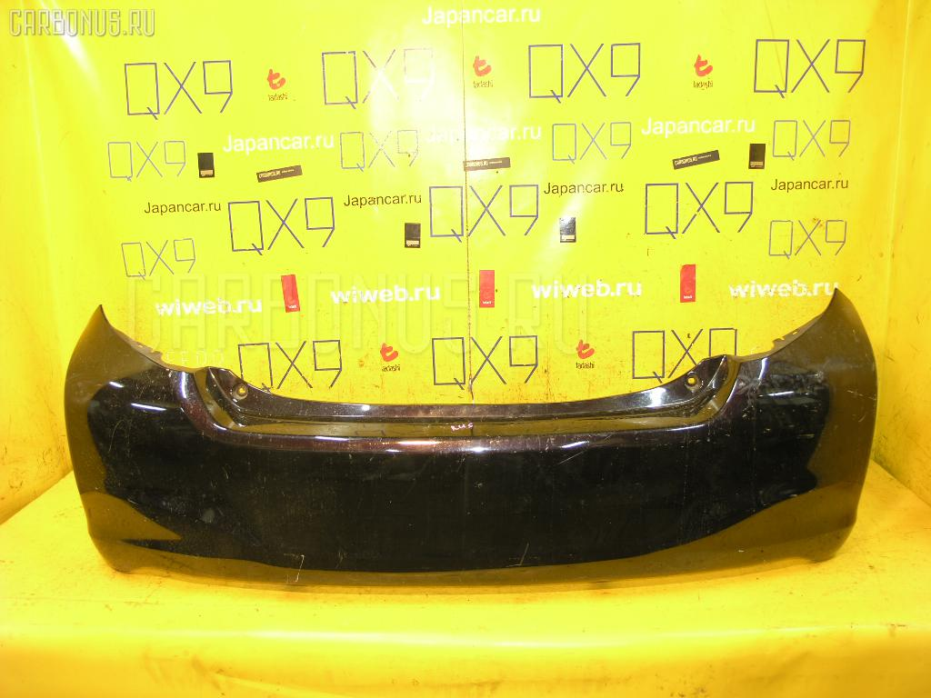 Бампер Toyota Vitz KSP130 Фото 1