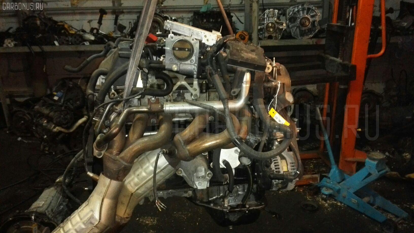Двигатель TOYOTA BREVIS JCG10 1JZ-FSE Фото 5