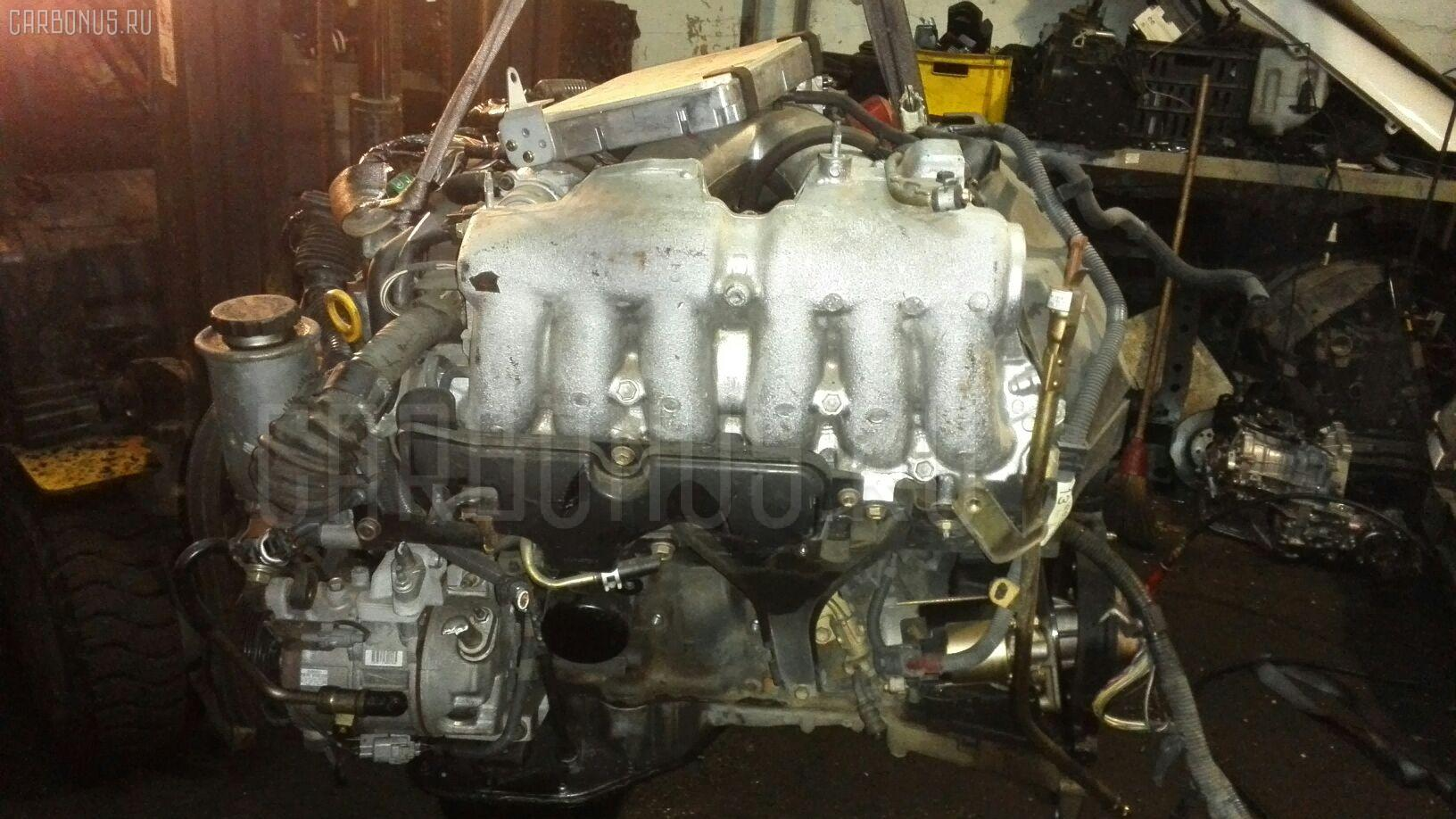 Двигатель TOYOTA BREVIS JCG10 1JZ-FSE Фото 3
