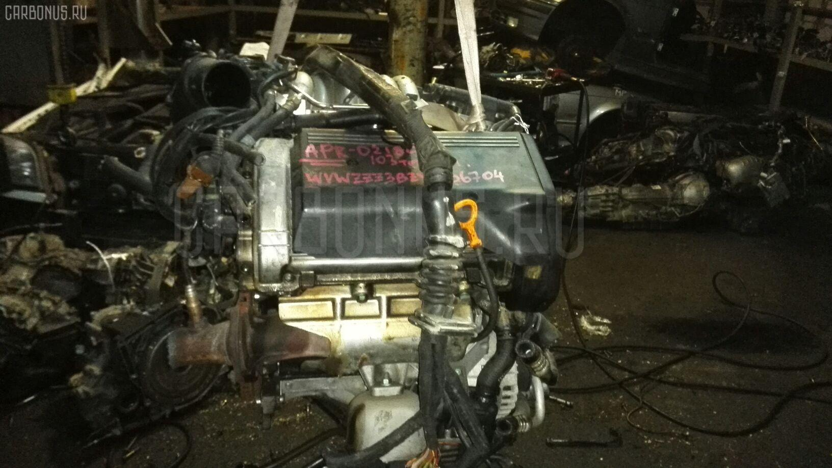 Двигатель VOLKSWAGEN PASSAT VARIANT 3BAPRF APR Фото 4
