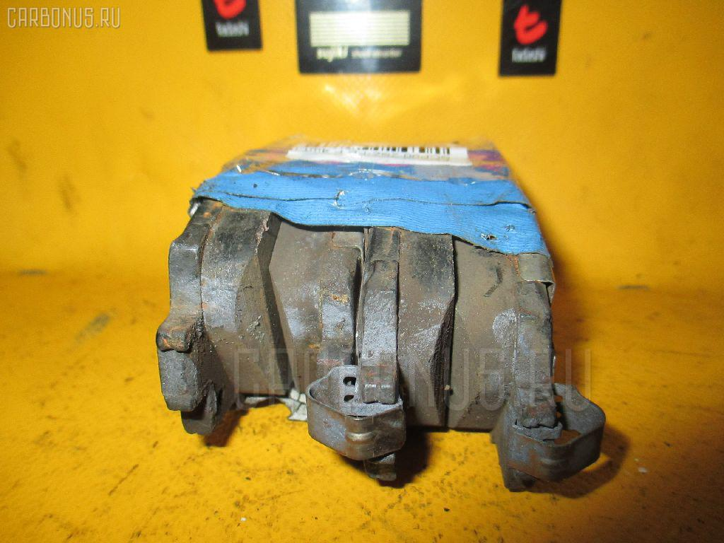 Тормозные колодки TOYOTA VITZ SCP90 2SZ-FE. Фото 8