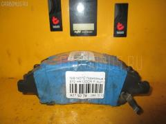 Тормозные колодки Nissan Note E12 HR12DDR Фото 1