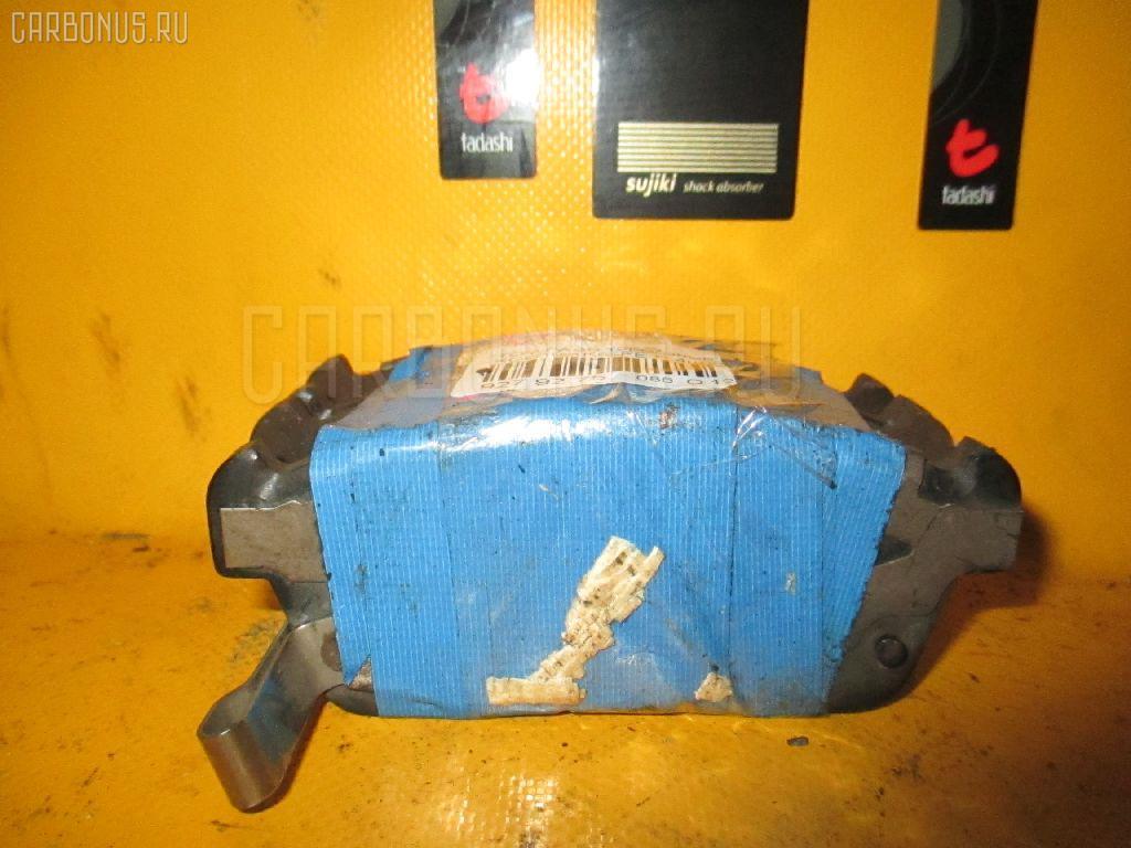 Тормозные колодки TOYOTA PASSO KGC10 1KR-FE. Фото 9