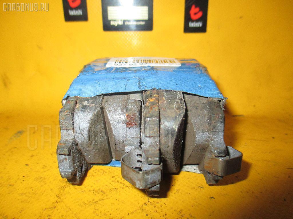 Тормозные колодки TOYOTA VITZ KSP90 1KR-FE. Фото 9