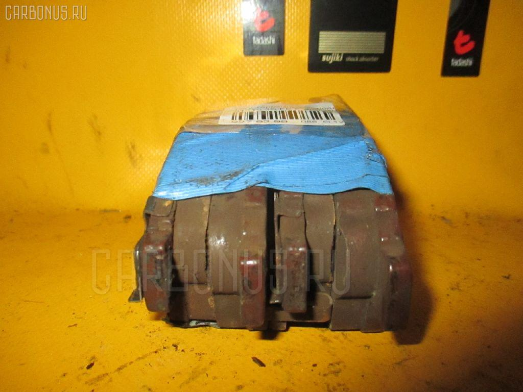 Тормозные колодки TOYOTA ST210 3S-FE. Фото 2