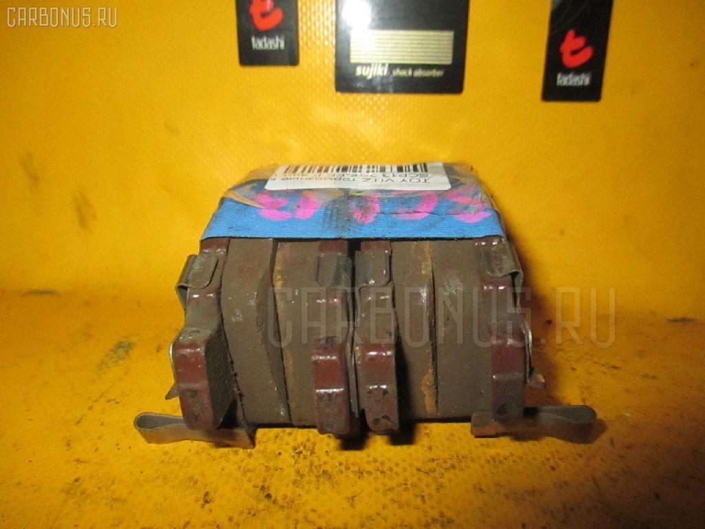 Тормозные колодки TOYOTA VITZ SCP13 2SZ-FE. Фото 3