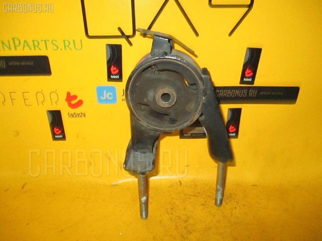 Подушка двигателя TOYOTA BB NCP31 1NZ-FE. Фото 9