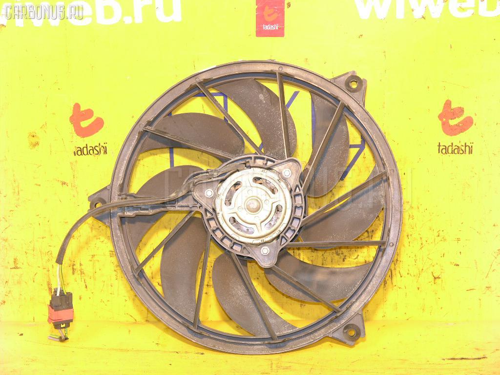Вентилятор радиатора ДВС PEUGEOT 206 2AKFW KFW-TU3JP Фото 2