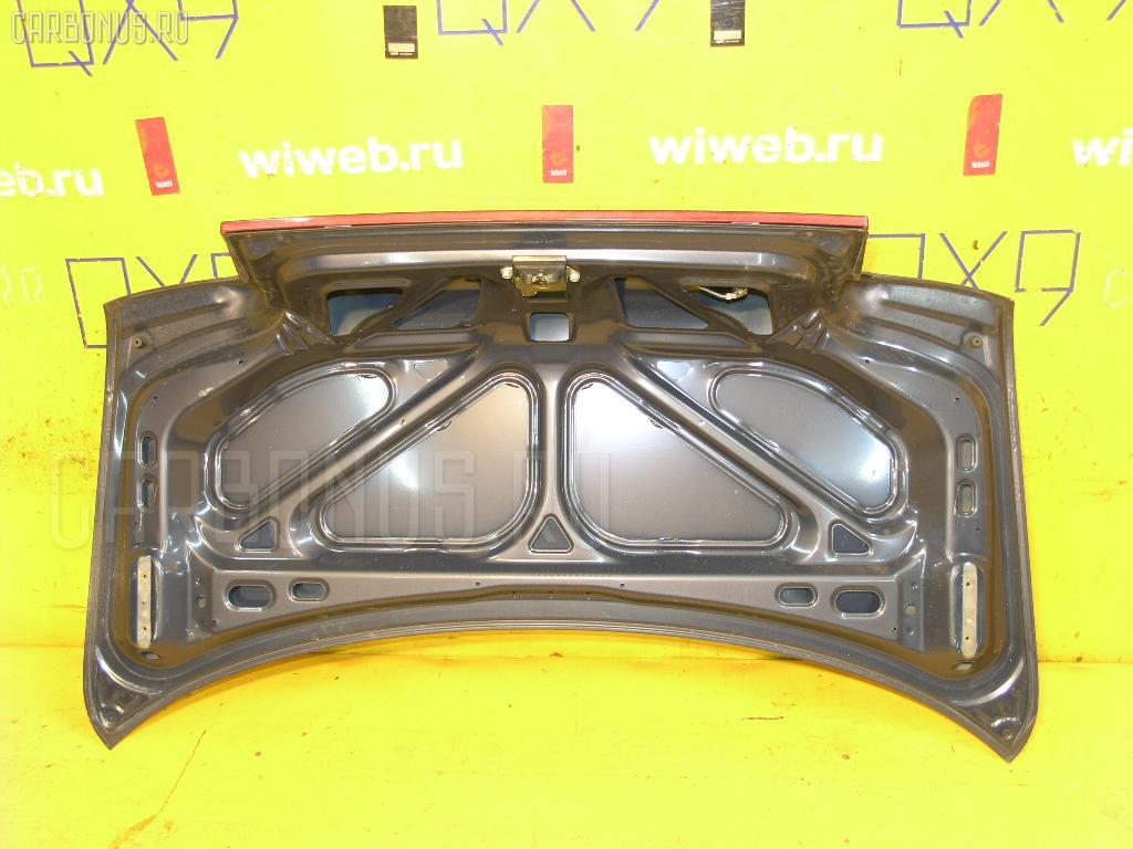 Крышка багажника TOYOTA CARINA AT191. Фото 10