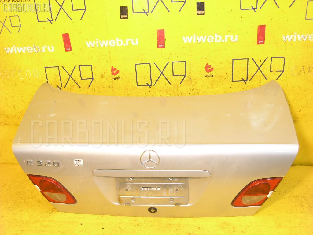 Крышка багажника MERCEDES-BENZ E-CLASS W210.055 Фото 1