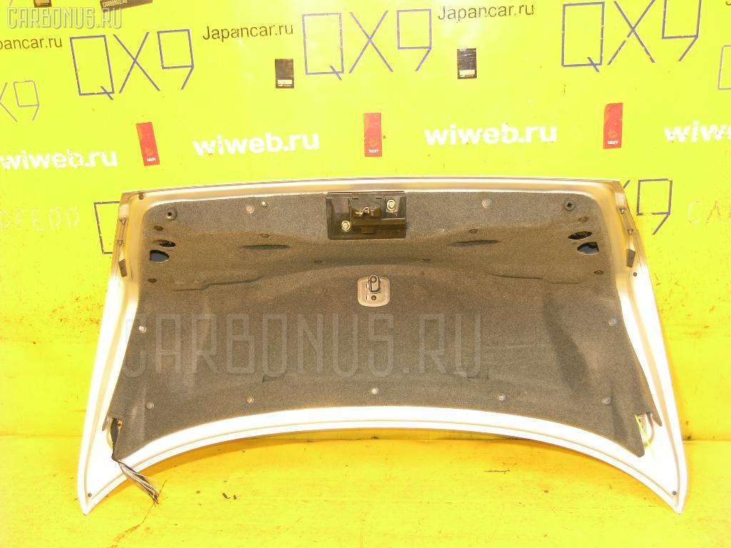 Крышка багажника MERCEDES-BENZ E-CLASS W210.055. Фото 9