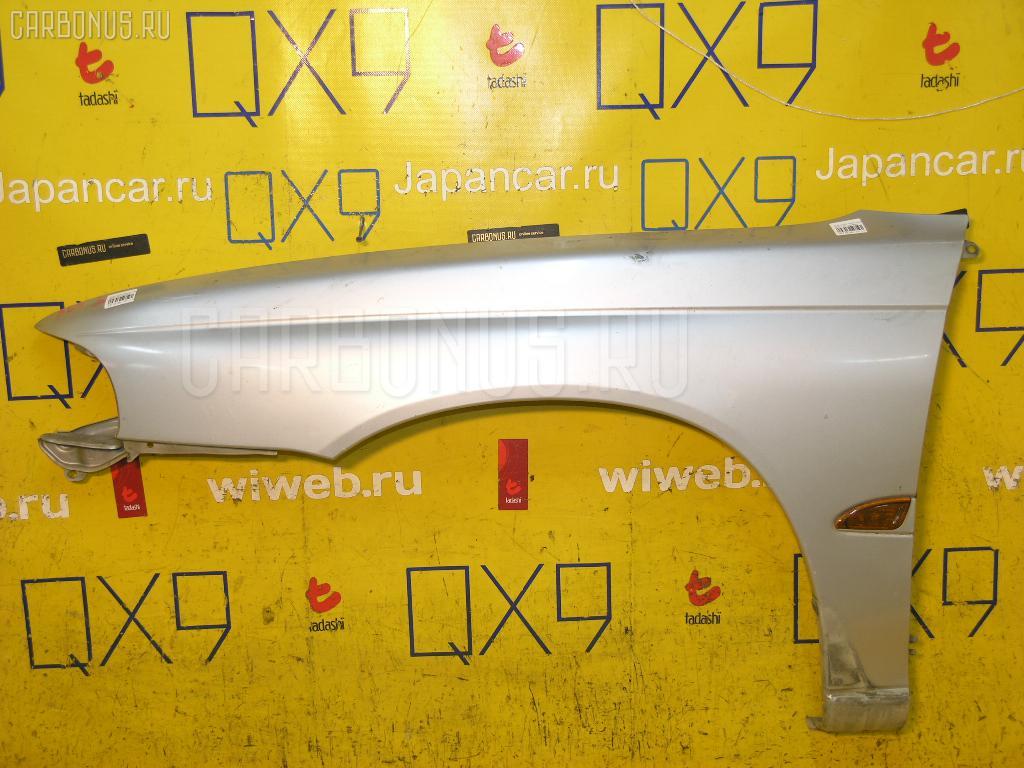 Крыло переднее SUBARU LEGACY GRAND WAGON BG9. Фото 4