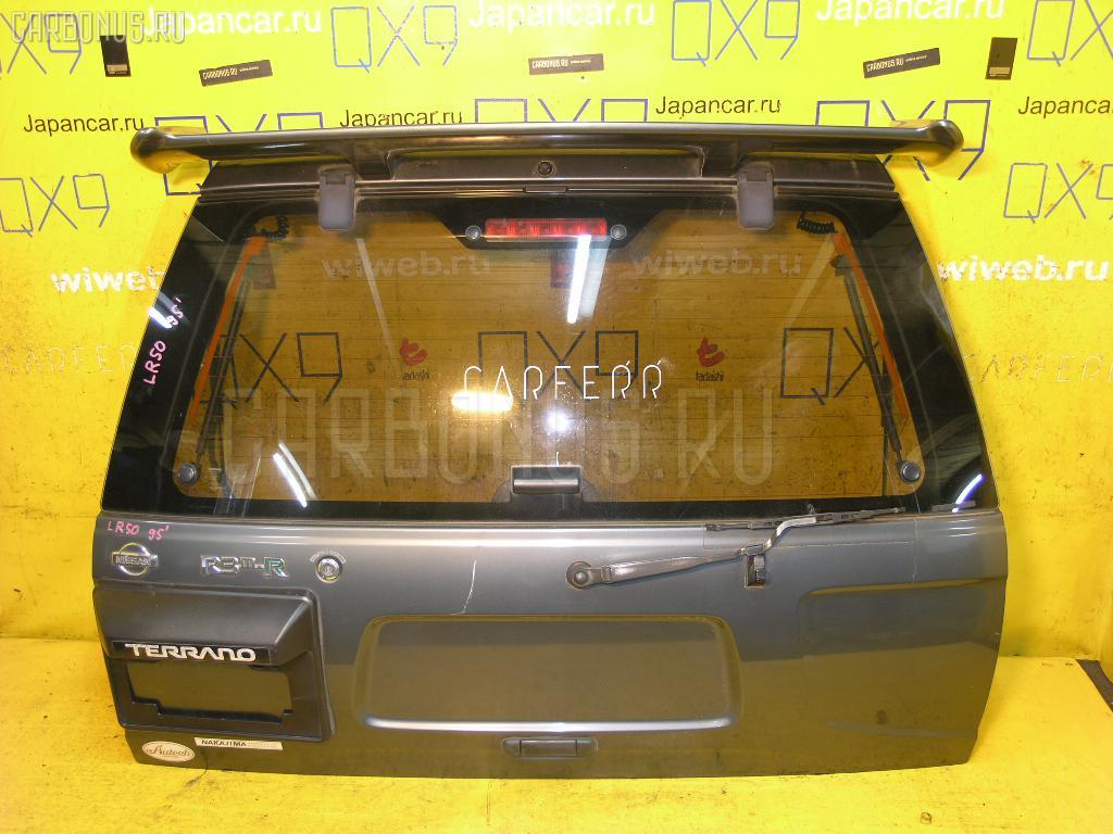 Дверь задняя NISSAN TERRANO LR50. Фото 6