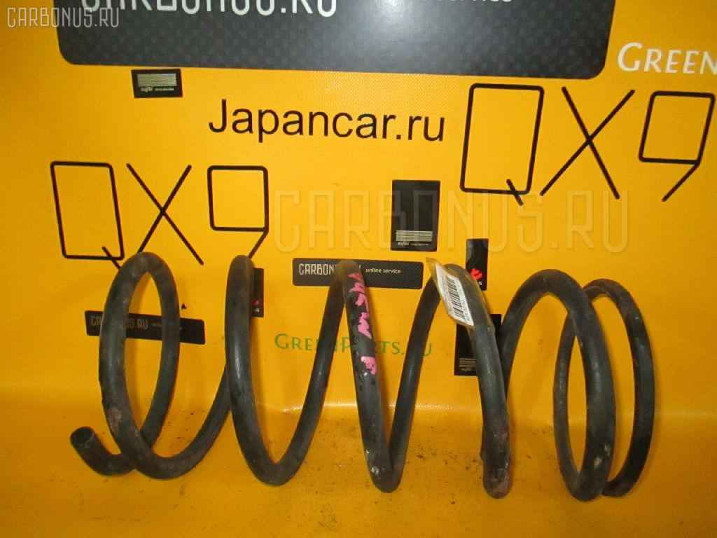 Пружина MITSUBISHI PAJERO V45W 6G74. Фото 6